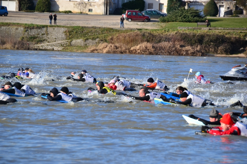 Descente de Loire 2017
